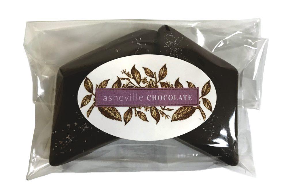 Asheville Chocolate Salted Caramel Gems