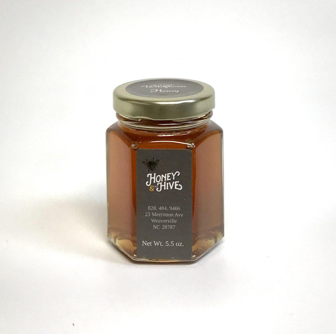 Honey and the Hive Wildflower Honey