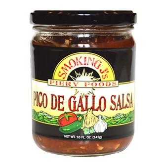 Smoking J's Pico de Gallo Salsa