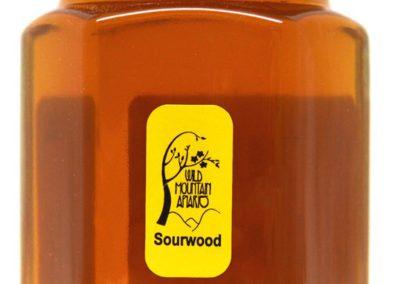 Wild Mountain Apiaries Sourwood Honey