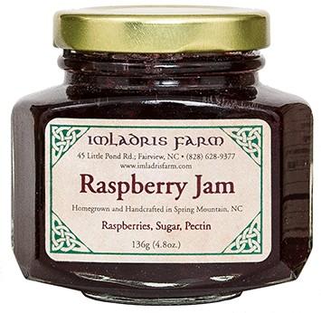 Imladris Farm Raspberry Jam