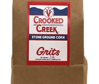Crooked Creek Heirloom Grits