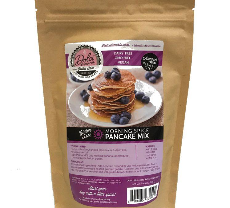 Dolci di Maria Morning Spice Pancake Mix