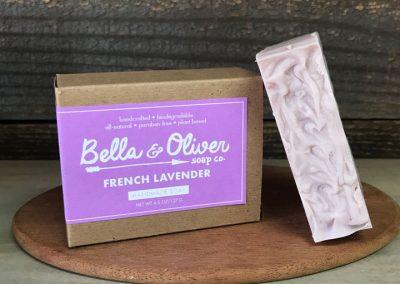 Bella & Oliver French Lavender Bar Soap