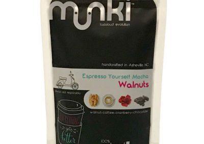 Munki Nuts Espresso Yourself Mocha