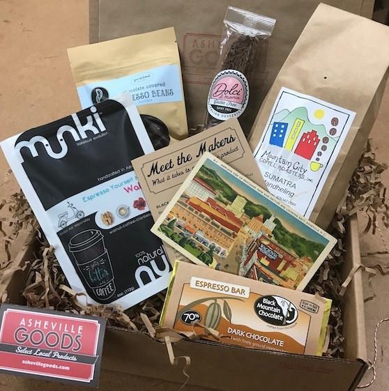 Chocolate & Coffee Box: Introducing Pritchard Park