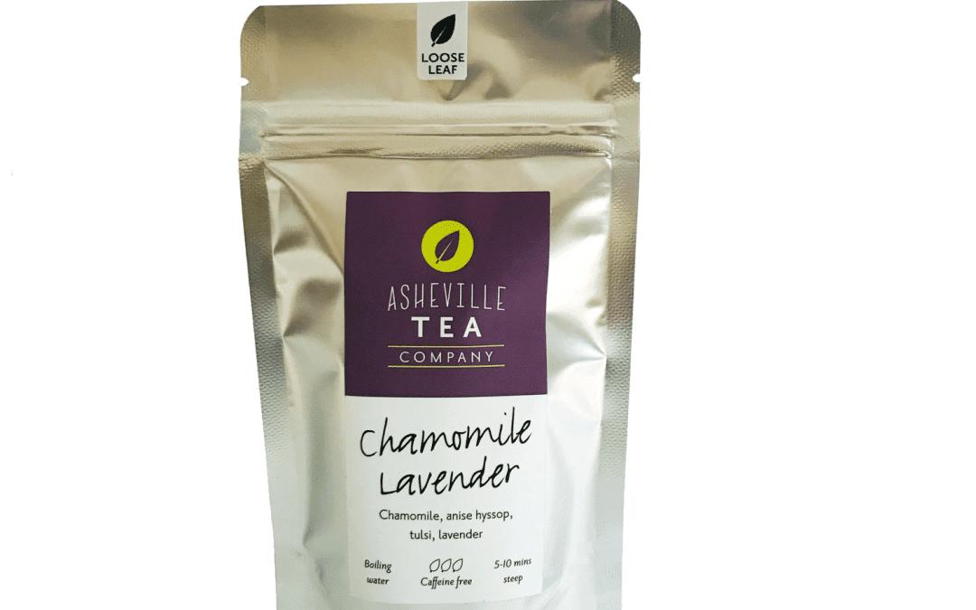 Asheville Tea Company Chamomile Lavender Herbal Tisane