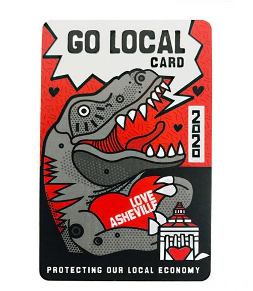 Asheville Go Local Card