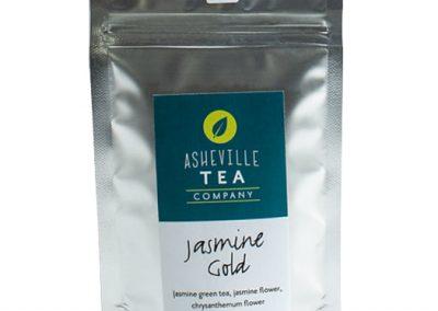 Asheville Tea Company Jasmine Gold Green Tea