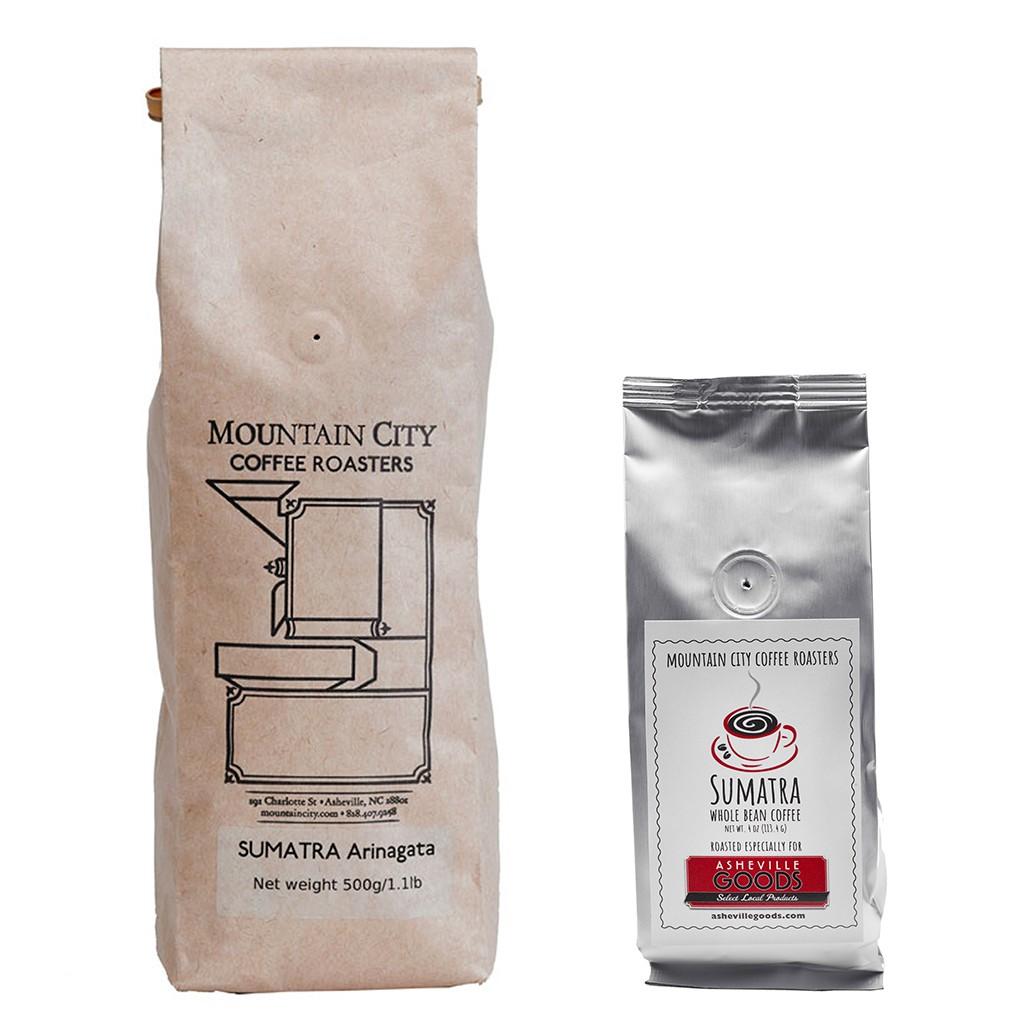 Mountain City Coffee Roasters Coffee Beans
