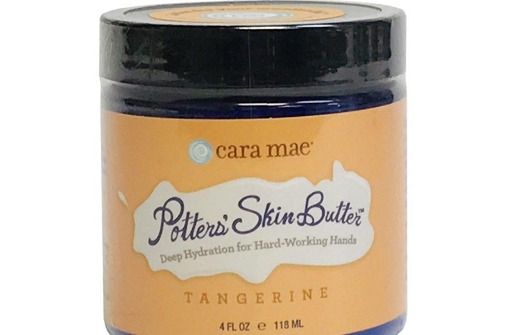 Cara Mae Potter's Tangerine Skin Butter