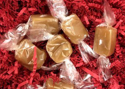 Postre Sea Salt Caramels