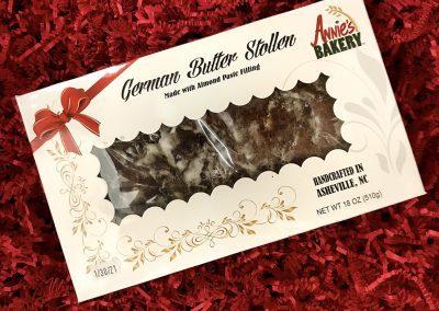 Annie's Bakery German Butter Stollen