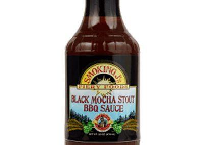 Smoking J's Black Mocha Stout BBQ Sauce