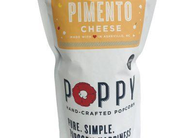 Poppy Pimento Cheese Popcorn